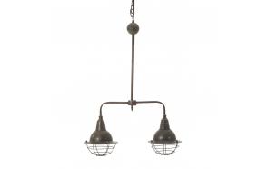 metallist vintage laelamp, E27, 220-240V, max.40W