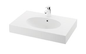 silkstone basin Ovo 80 cm