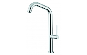 Bello sink mixer, with swivel spout