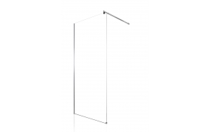 shower wall Lilly, 90x190 cn