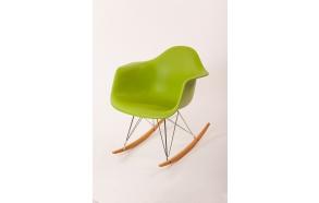 swinging chair Beata, green