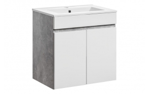 cabinet under washbasin Atelier, 60 cm (2D), basin not included