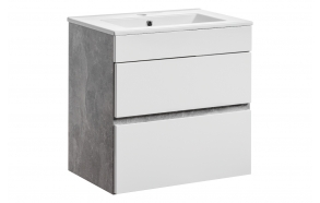 cabinet under washbasin Atelier, 60 cm (2S), basin not included