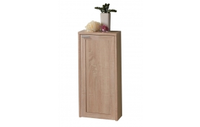 low cabinet (1D) Piano, oak