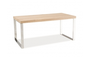 coffee table San Remo, 100x50 cm