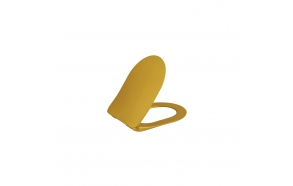 SOFT CLOSING SEAT COVER GOLD, for models TP325,FE320, FE321