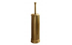 toilet brush, bronze