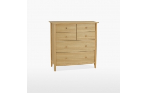 Chest of 6 drawers (2+4) Anais