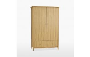 Wardrobe 2 drawers Anais