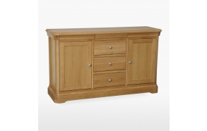 2 door 3 drawer sideboard