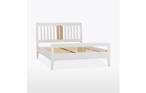King size slat bed EU (160x200)