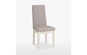 Enna upholstered chair (leather)