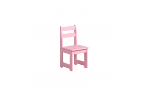 "chair ""Baby"", pink"