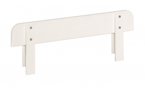 Small guard rail (140x70, 160x70), white