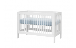Basic - Cot-bed 120x60 cm, without drawer and changing unit