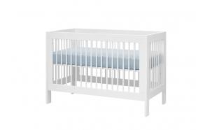 beebivoodi-voodi Basic, 120x60 cm, ilma voodikasti ja mähkimislauata