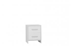 Calmo - desk cabinet, white