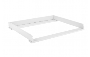 Calmo - removable changing unit, white
