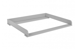 Calmo - removable changing unit, grey