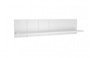 Calmo -  hanging shelf, white
