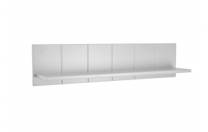 Calmo -  hanging shelf, grey