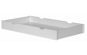 Calmo - bed drawers 200x90, grey