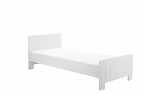 Calmo - bed 200x90, white