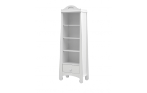 Parole – bookcase, white