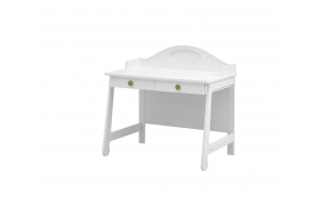 Parole – desk, white+green