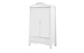 Parole - 2-door wardrobe, white