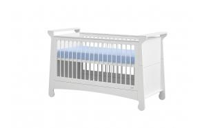 Parole - cot-bed 140x70, white