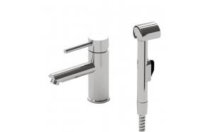 basin mixer Rhapsody with bidet hand shower
