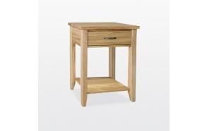 Single console table