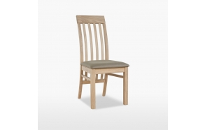 Slat chair (fabric)