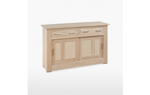 Sideboard - sliding doors, 2 drawers