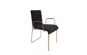 Armchair Flor Black