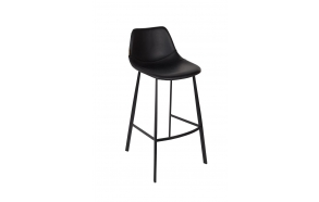 Counter Stool Franky Black