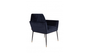 Armchair Kate Deep Blue