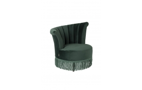 Lounge Chair Flair Dark Green