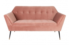 Sofa Kate Pink Clay