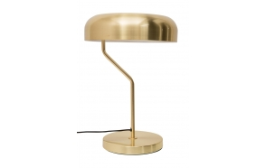 Desk Lamp Eclipse Brass