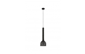 Pendant Lamp Boo Black