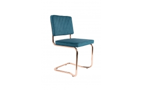 Chair Diamond Kink Emerald Green