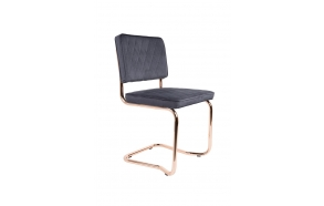 Chair Diamond Kink Pebble Grey