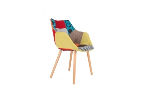Armchair Twelve Patchwork