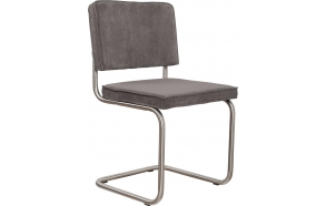 Chair Ridge Brushed Rib Grey 6A
