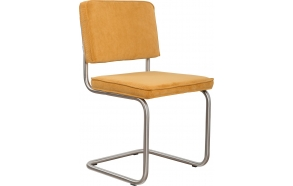 Chair Ridge Brushed Rib Yellow 24A