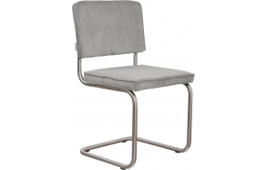 Chair Ridge Brushed Rib Cool Grey 32A