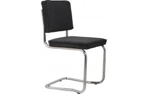 Chair Ridge Kink Rib Black 7A