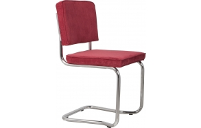 Chair Ridge Kink Rib Red 21A